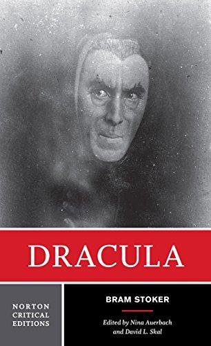 Dracula written by Bram Stoker