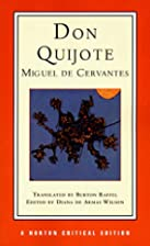 Don Quijote (Norton Critical Editions) by…