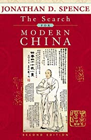The Search for Modern China de Jonathan D…