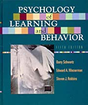 Psychology of Learning and Behavior (Fifth…