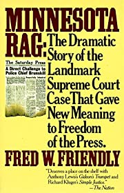 Minnesota rag : the dramatic story of the…