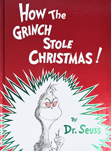 How the Grinch Stole Christmas! (Classic Seuss), Dr. Seuss