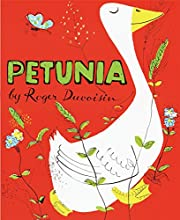 Petunia – tekijä: Roger Duvoisin