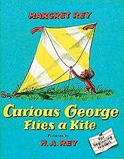 Curious George Flies a Kite av Margaret Rey