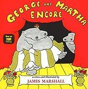 George and Martha Encore por James Marshall