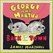 George and Martha Back in Town por James…