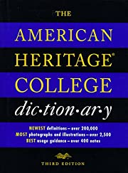 The American Heritage College Dictionary –…