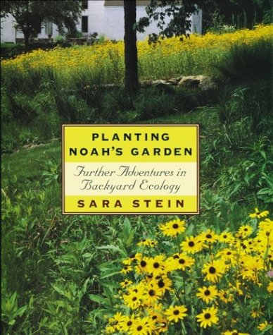 Planting Noah's garden :