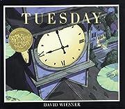 Tuesday av David Wiesner