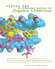 Organic Chemistry : Structure and Reactivity…