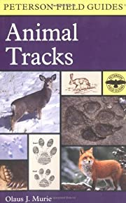 A Field Guide to Animal Tracks (Peterson…