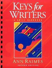 Keys for Writers: A Brief Handbook (English…