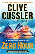 Zero Hour (Numa Files) by Clive Cussler