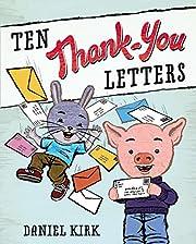 Ten thank-you letters por Daniel Kirk