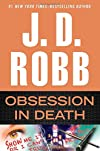 Obsession in Death by J. D. Robb