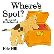 Where's Spot? (Spot) av Eric Hill