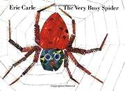 The Very Busy Spider av Eric Carle
