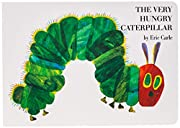 Very Hungry Caterpillar Board de Eric Carle