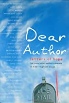 Dear Author: Letters of HopeTop Young Adult…