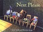 Next Please by Ernst Jandl