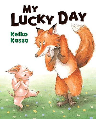 My Lucky Day, Kasza, Keiko