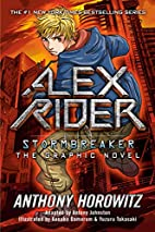 Stormbreaker: The Graphic Novel by Anthony…
