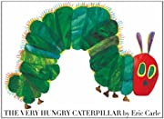 The Very Hungry Caterpillar: Giant hardcover…