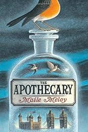 The Apothecary – tekijä: Maile Meloy