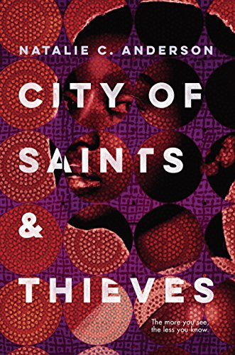City of Saints & Thieves by Anderson