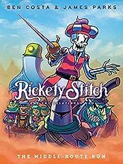 Rickety Stitch and the Gelatinous Goo Book…