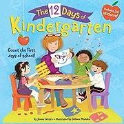 The 12 Days of Kindergarten de Jenna Lettice