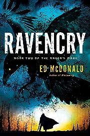 Ravencry (Raven's Mark) av Ed McDonald