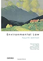 Environmental Law by David Hughes
