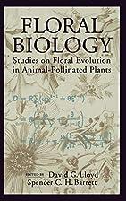 Floral Biology: Studies on Floral Evolution…