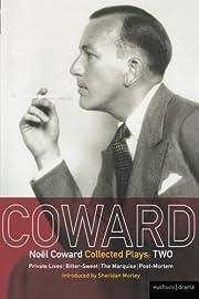 Collected plays two de Noel Coward