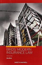 Birds' Modern Insurance Law by…