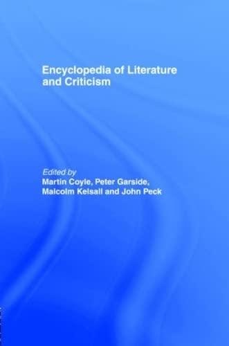 literay critisim essay
