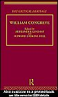 William Congreve : the critical heritage / edited by Alexander Lindsay and Howard Erskine-Hill