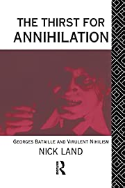 The Thirst for Annihilation: Georges…