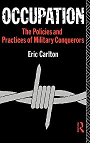 Occupation: The Policies and Practices of…