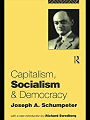 Capitalism, Socialism and Democracy –…