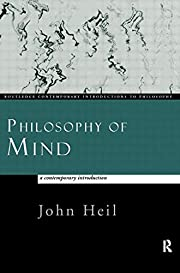 Philosophy of Mind: A Contemporary…