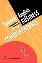 Spanish Business Correspondence (Languages…