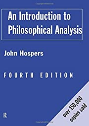 An introduction to philosophical analysis…