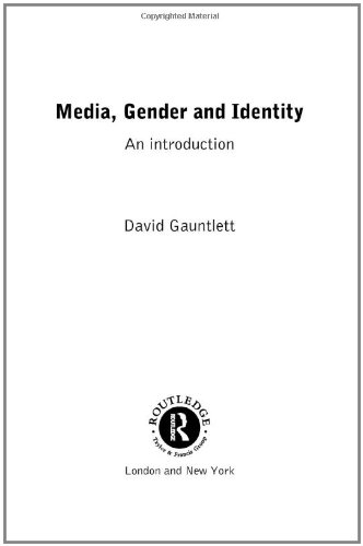 Image for Media, Gender and Identity: An Introduction
