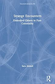 Strange encounters : embodied others in…