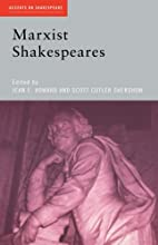 Marxist Shakespeares (Accents on…