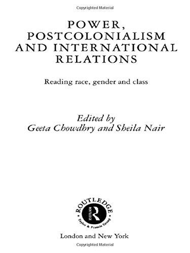 PDF] Power, Postcolonialism and International Relations