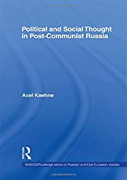 Political and Social Thought in…