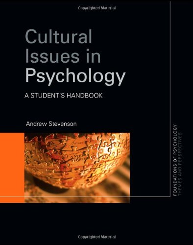 PDF] Cultural Issues in Psychology: A Student's Handbook